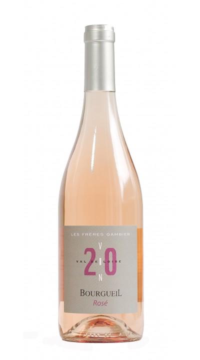 bourgueil le 20 rosé gambier