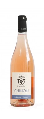 CHINON ROSÉ DOZON
